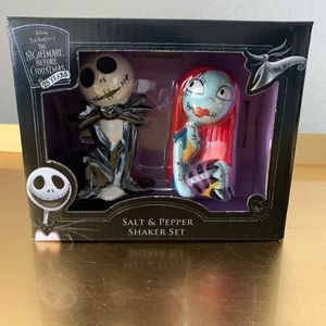 The Nightmare Before Christmas Salt Pepper Shakers